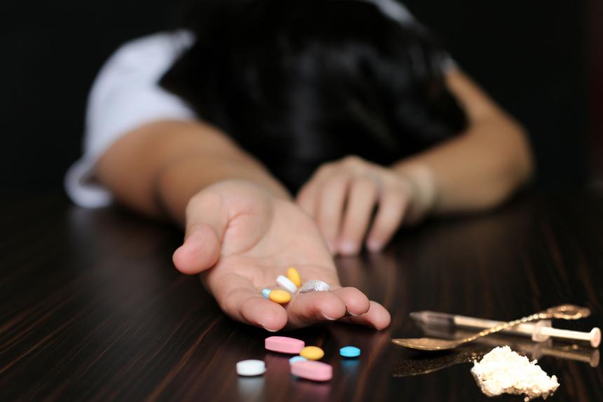 Что такое наркомания