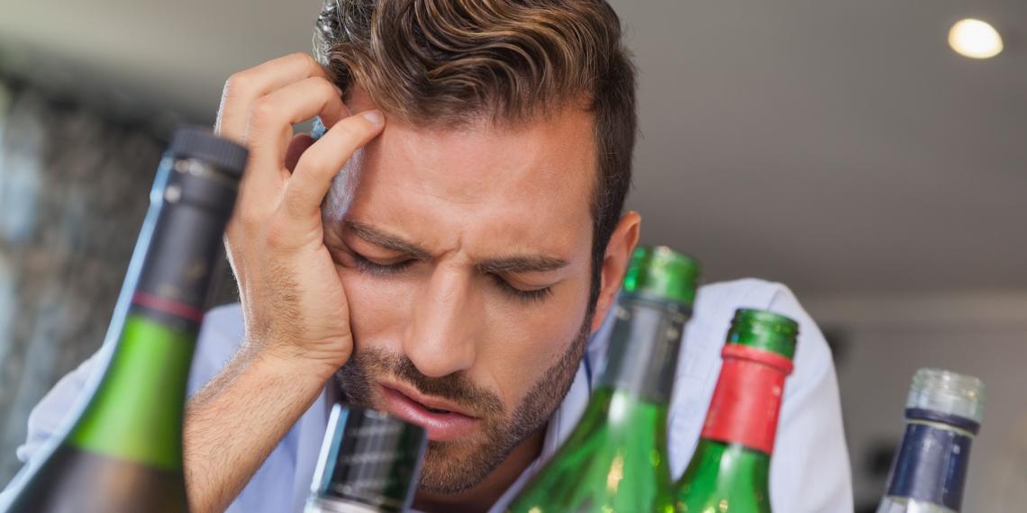 симптомы алкоголизма, похмелье