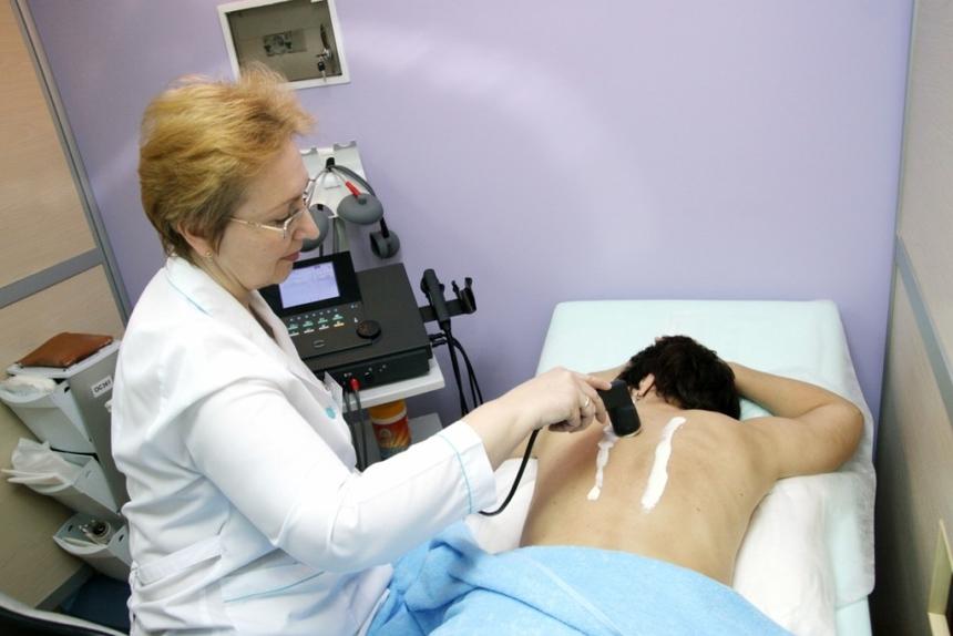 Лечение болезни Бехтерева - физиотерапия