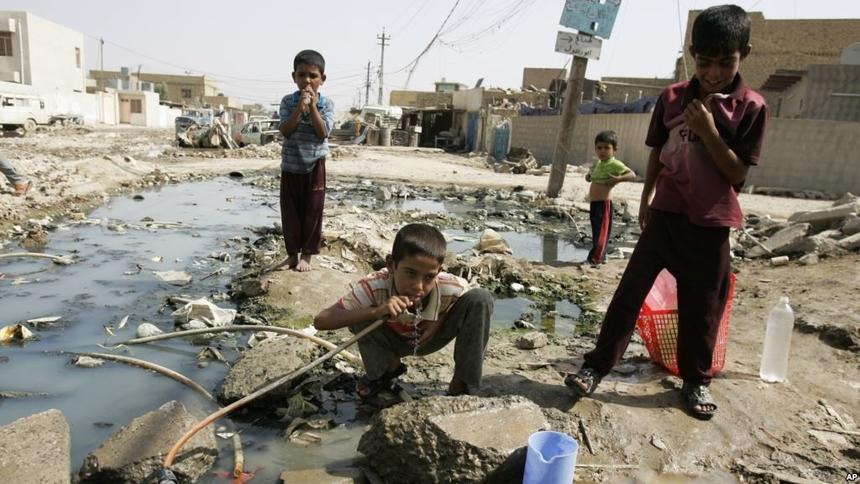Пути передачи холеры
