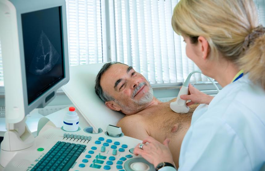 Диагностика ишемической болезни сердца: эхокардиография
