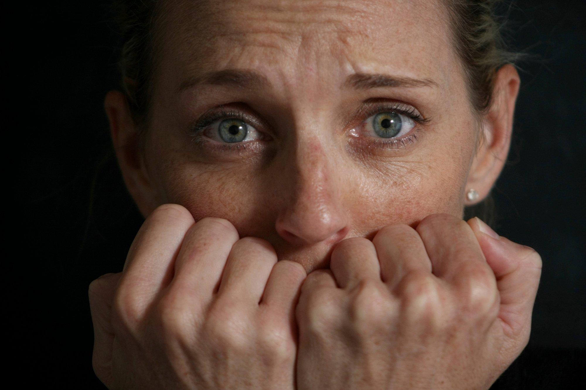 симптомы депрессии, тревога