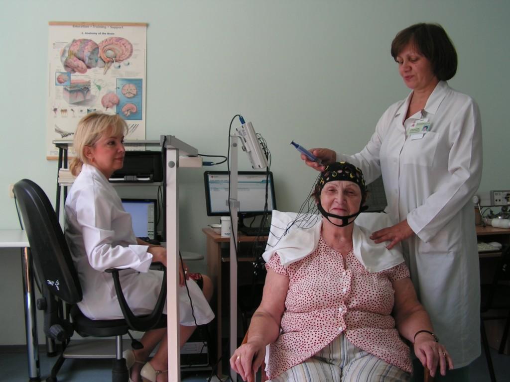 диагностика энцефалопатии, реоэнцефалография