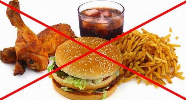 лечение при гастрите, диета