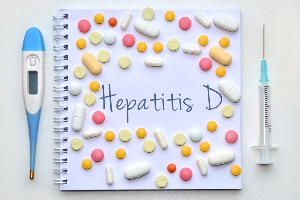 вирусный гепатит D