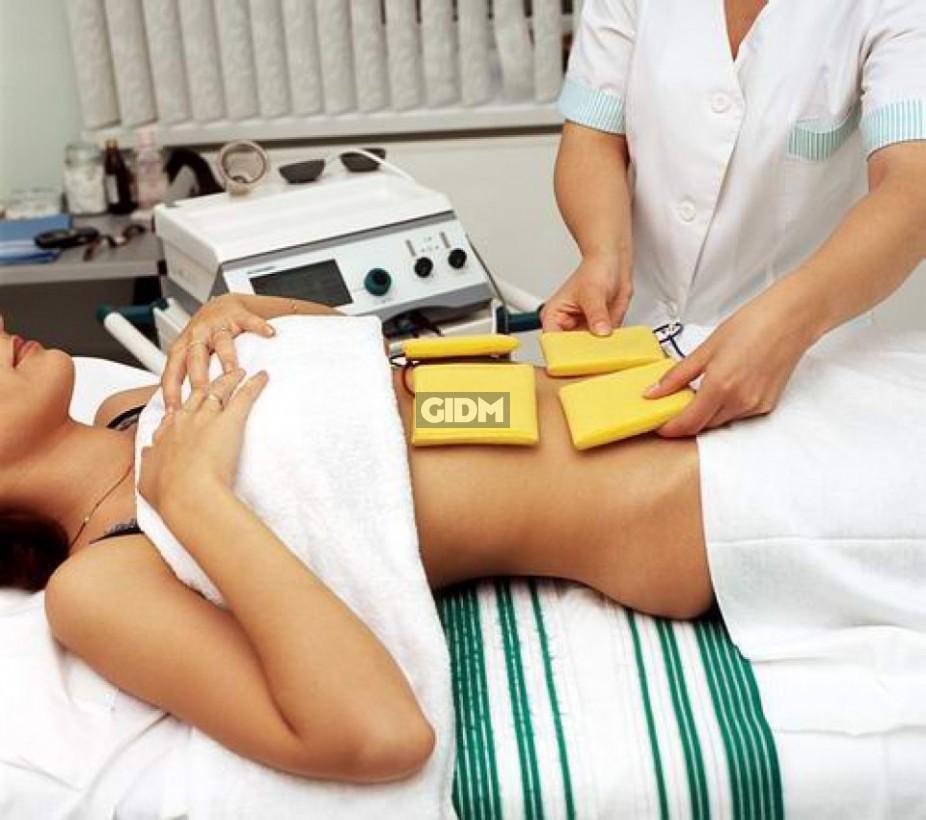 лечение холецистита, тепловые процедуры