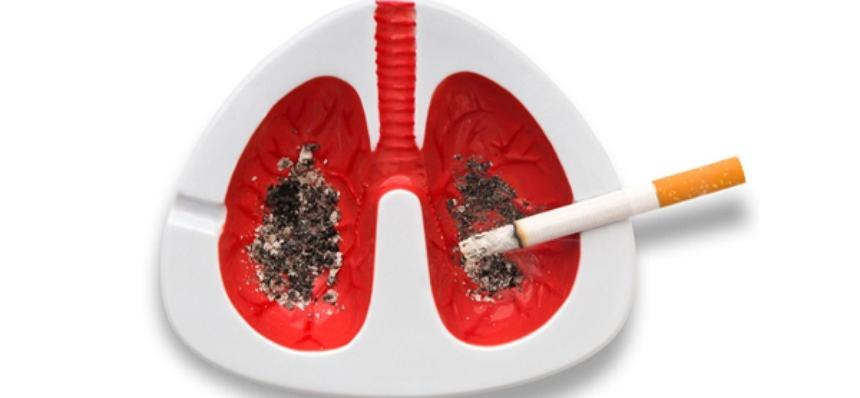 Причины рака легких: курение