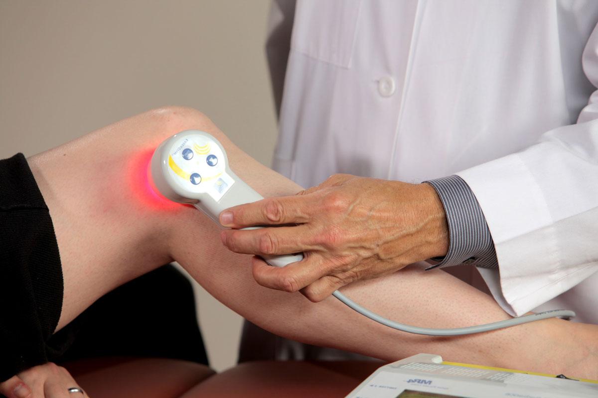 лечение остеоартроза, физиопроцедуры