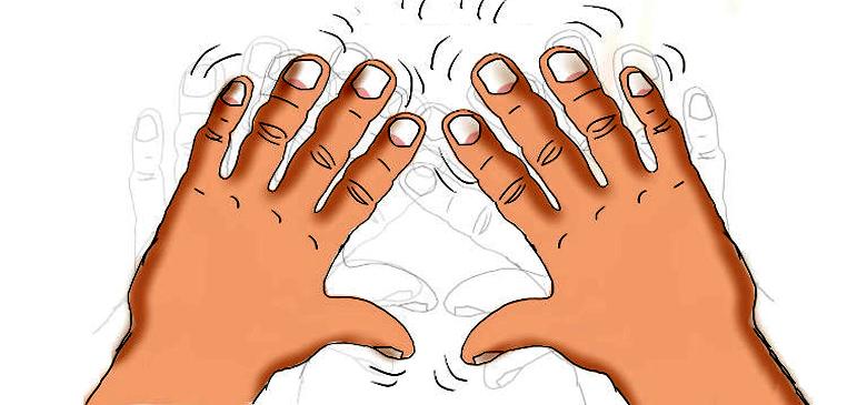 Симптомы и классификация болезни Паркинсона: тремор рук